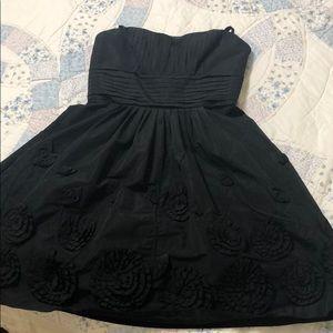 BCBG mini black dress!
